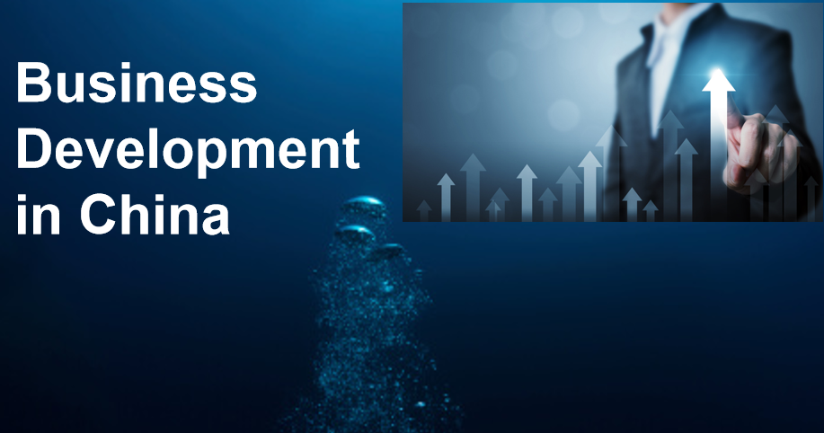 business development in China