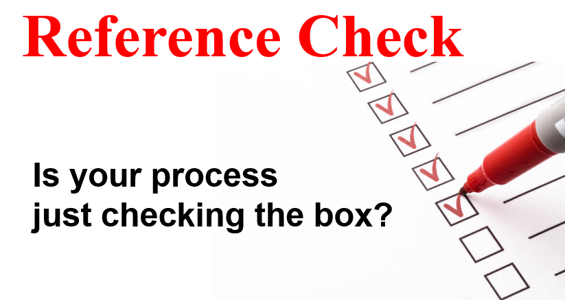 China employment reference checks