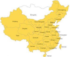 China kickbacks