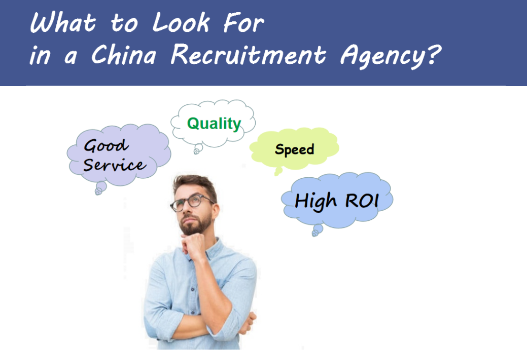 finding China recruitment agency