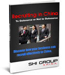 recruiting in China ebook